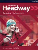 HEADWAY ELEMENTARY - WORKBOOK WITH KEY - 5TH ED