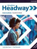 HEADWAY INTERMEDIATE - STUDENTS BOOK WITH ONLINE PRACTICE - 5TH ED