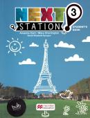 NEXT STATION 3 - STUDENT´S BOOK WITH WORKBOOK & CLIL WITH BULB