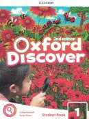 OXFORD DISCOVER 1 SB PACK - 2ND ED.