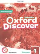 OXFORD DISCOVER 1 WB WITH ONLINE PRACTICE - 2ND ED.