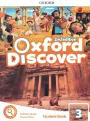 OXFORD DISCOVER 3 SB PACK - 2ND ED.