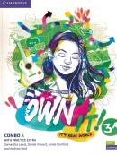 OWN IT! 3 COMBO A STUDENTS BOOK AND WORKBOOK WITH PACTICE EXTRA