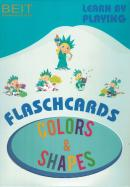 COLORS AND SHAPES FLASHCARD