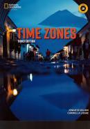 TIME ZONES 2B COMBO SPLIT  ONLINE PRACTICE - 3RD EDITION
