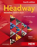 NEW HEADWAY ELEMENTARY STUDENTS BOOK A – FOURTH EDITION