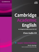 CAMBRIDGE ACADEMIC ENGLISH B2 UPPER INTERMEDIATE - CLASS AUDIO CD