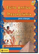 EGITO ANTIGO E MESOPOTAMIA PARA CRIANCAS