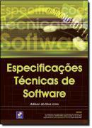 ESPECIFICACOES TECNICAS DE SOFTWARE