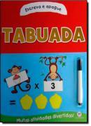 TABUADA - ESCREVA E APAGUE