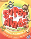 SUPER MINDS AMERICAN ENGLISH STARTER STUDENT´S BOOK WITH DVD-ROM - 1ST ED