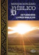 MINIDICIONARIO BIBLICO - ESTUDOS DOS LIVROS BIBLICOS
