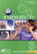 NEW INSPIRATION 3 STUDENT´S WITH WORKBOOK - 2ND ED
