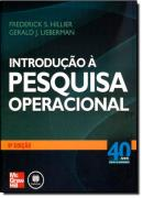 INTRODUCAO A PESQUISA OPERACIONAL 9ª EDICAO