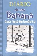 DIARIO DE UM BANANA - VOL.6  CASA DOS HORRORES