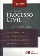 CODIGO DE PROCESSO CIVIL E LEGISLACAO CIVIL EM VIGOR - 45ª EDICAO