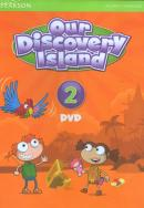 OUR DISCOVERY ISLAND 2 DVD TROPICAL ISLAND - 1ST ED