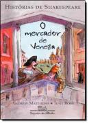 MERCADOR DE VENEZA, O  - HISTORIAS DE SHAKESPEARE