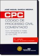 CPC - CODIGO DE PROCESSO CIVIL COMETADO 2º EDICAO