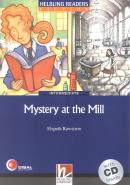 MYSTERY AT THE MILL - WITH CD - INTERMEDIATE