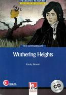WUTHERING HEIGHTS - WITH CD - PRE-INTERMEDIATE
