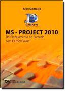 MS-PROJECT 2010 - DO PLANEJAMENTO AO CONTROLE COM EARNED VALUE