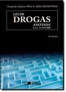 LEI DE DROGAS ANOTADA LEI N. 11.343/2006 - 3º EDICAO