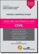 VADE MECUM PRATICA OAB - CIVIL - 2ª EDICAO