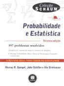 PROBABILIDADE E ESTATISTICA - 3ª EDICAO