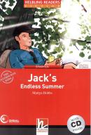 JACK´S ENDLESS SUMMER WITH CD - STARTER