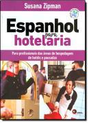 ESPANHOL PARA HOTELARIA - COM CD AUDIO