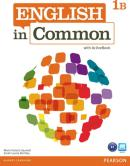 ENGLISH IN COMMON 1B SPLIT SB AND WB WITH ACTIVEBOOK - 1ST ED