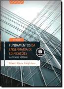 FUNDAMENTOS DA ENGENHARIA DE EDIFICACOES - 5ª ED