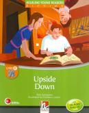 UPSIDE DOWN WITH CD-ROM + AUDIO CD LEVEL E