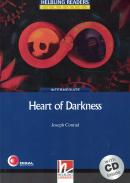 HEART OF DARKNESS - INTERMEDIATE - WITH CD