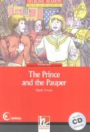 THE PRINCE AND THE PAUPER - WITH CD - STARTER