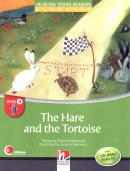 HARE AND THE TORTOISE WITH CD-AUDIO  - DIS - DISAL EDITORA