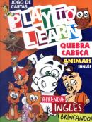 PLAY TO LEARN - JOGO DE CARTAS - QUEBRA-CABECA ANIMAIS