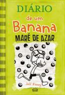 DIARIO DE UM BANANA - VOL. 8 - MARE DE AZAR