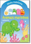 ANIMAIS MARINHOS  NUMEROS - MINHA MALETINHA
