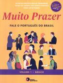 MUITO PRAZER - VOLUME 1 BASICO - CD INCLUSO