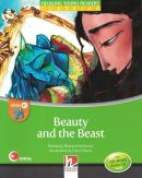 BEAUTY AND THE BEAST- WITH CD ROM AND AUDIO CD - LEVEL E