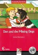 DAN AND THE MISSING DOGS - WITH CD - BEGINNER