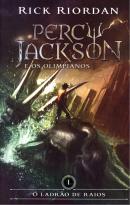 PERCY JACKSON E OS OLIMPIANOS VOL. 1 - LADRAO DE RAIOS - CAPA NOVA