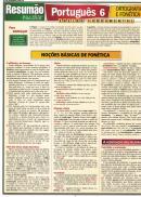 RESUMAO - PORTUGUES 6 - ORTOGRAFIA E FONETICA