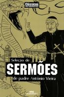 SELECAO DE SERMOES DE PADRE ANTONIO VIEIRA   20,4 x 13,4 x 1,4 cm Peso de envio: 340 g