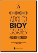 OBRAS COMPLETAS DE ADOLFO BIOY CASARES