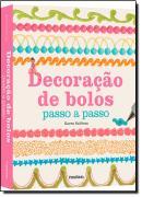 DECORACAO DE BOLOS PASSO A PASSO