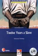 TWELVE YEARS A SLAVE - WITH CD - INTERMEDIATE