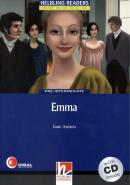 EMMA - PRE-INTERMEDIATE - WITH CD-AUDIO